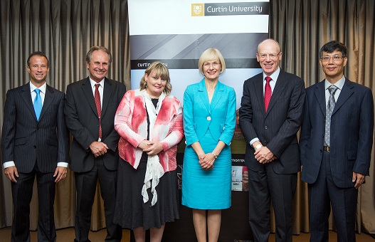 2013 John Curtin Distinguished Professors picture